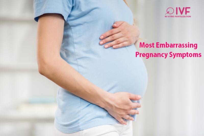 Most Embarrassing Pregnancy Symptoms
